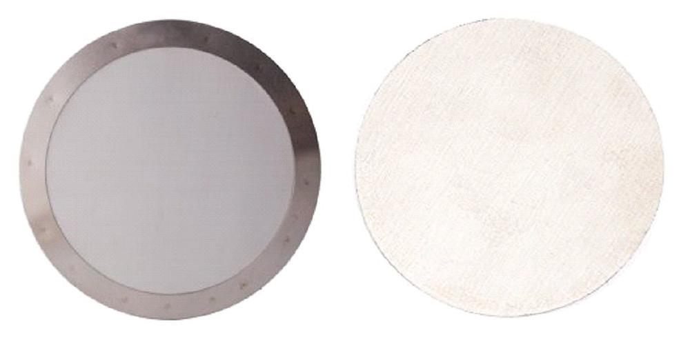 aeropress filters paper metal filter