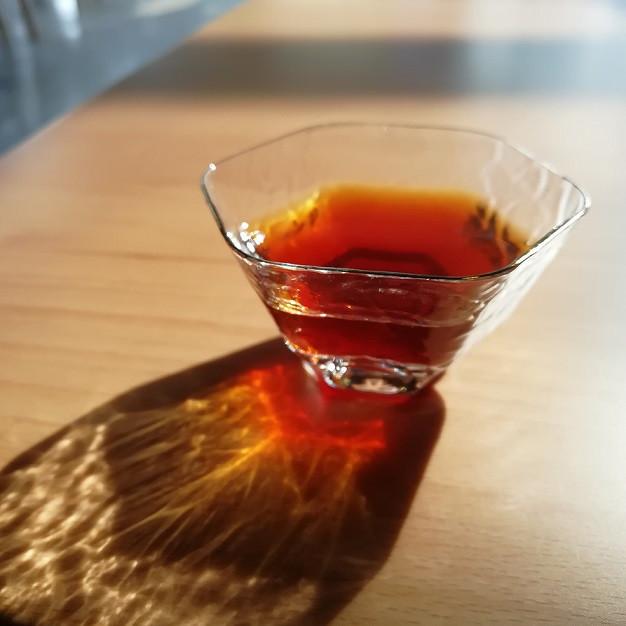 world's best coffee sunshine crystal glass