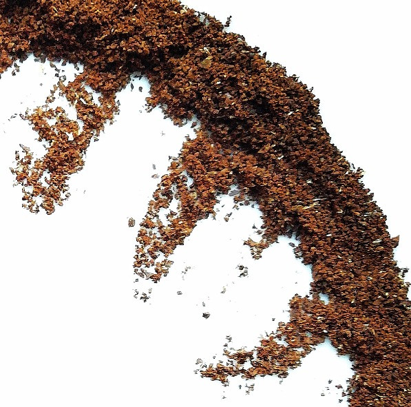Spiced coffee grind size