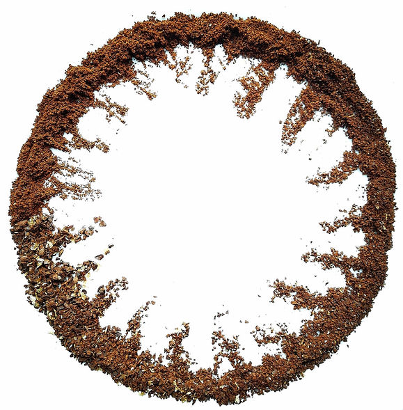 Coffee Grind Size Wheel from fine to coarse