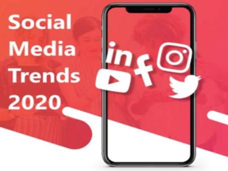 2020 en las redes sociales: ¿Qué nos trae el nuevo año?