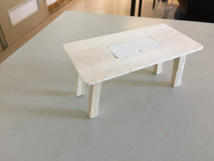 Scandi Coffee Table Production