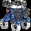 Thumbnail: Rollator pliable 286 Vermerein