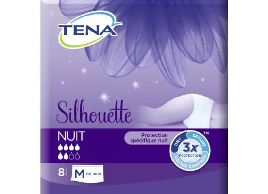 Tena ladyNight pants medium - 8 protections