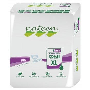 Nateen Super Ultra XL - 10 protections