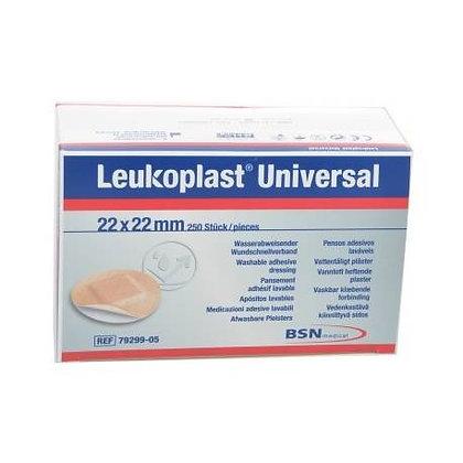 Leukoplast Universal rond waterproof / boîte de 250