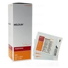 Melolin 5 x 5 cm / 100