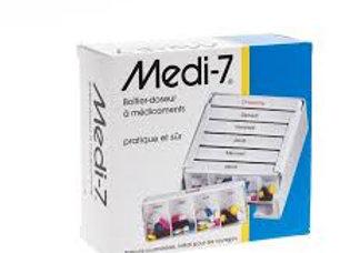Semainier Medi 7