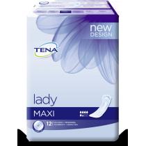 Tena Lady Maxi - 12 Protections
