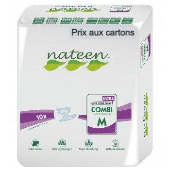 Nateen Ultra Medium - 8 paquets de 10 protections
