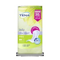 Tena Lady Discreet Mini - 30 Protections