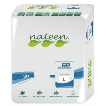 Nateen Flexi Maxi Large - 10 protections