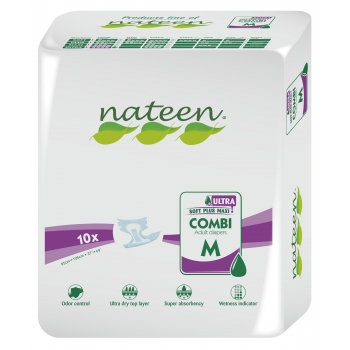 Nateen Super Ultra Medium - 10 protections