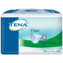 Tena Flex super Médium - 30 protections