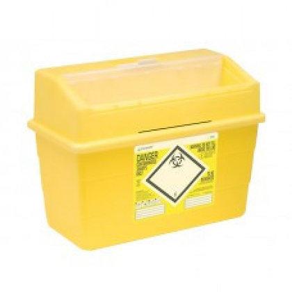 Container à aiguilles 1L Jaune