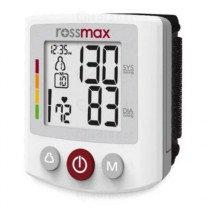 Tensiomètre automatique poignet Rossmax - garantie 5 ans