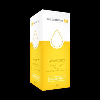 Huile essentielles bio - zeste de citron