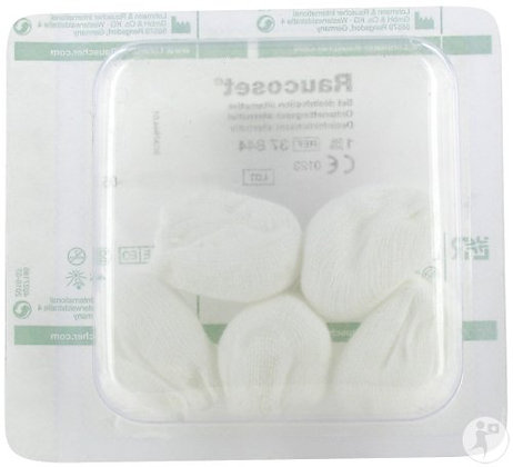Set 5 tampons  (Raucoset désinfection)