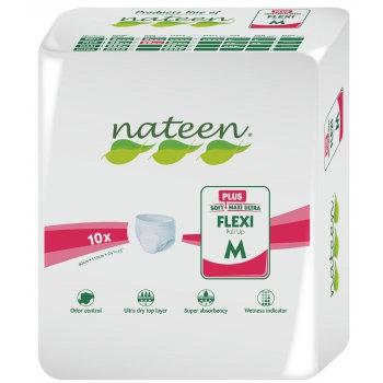Nateen Flexi Plus Medium - 10 protections