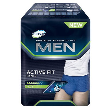 Tena Men ActiveFit Pants Plus Medium - 12 protections