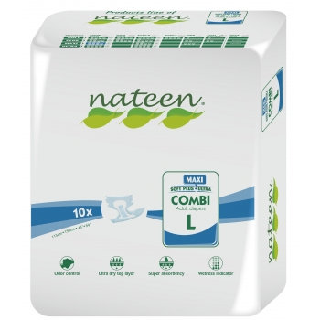 Nateen Combi Maxi Large - 10 protections