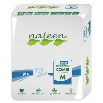 Nateen Combi Maxi Medium - 10 protections