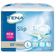 Tena Slip Ultima Large - 21 protections