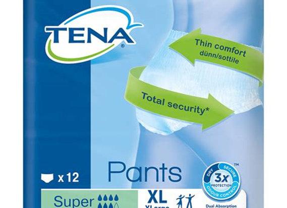 Tena pants super XL- 12 protections