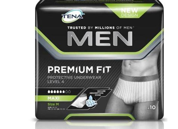 Tena Men Level 4 Medium - 12 protections