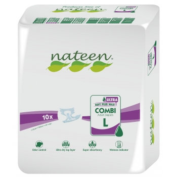 Nateen Super Ultra Large - 10 protections