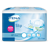 Tena Slip Plus Large- 30 protections