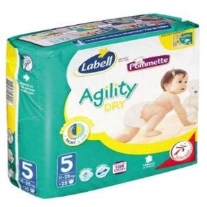 Agility Labell N°5 - 25 couches