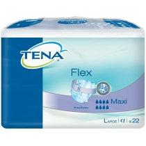 Tena Flex Maxi Large - 22 Protections