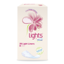 Light By Tena - Light Liners 28 Protections