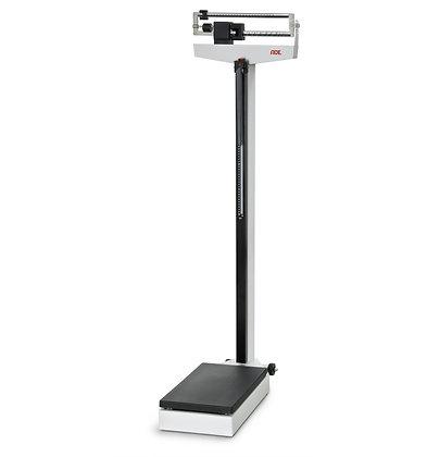 Pèse personne mécanique médical à colonne avec toise - classe 3