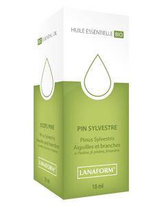 Huile essentielles bio - pin sylvestre
