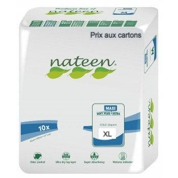 Nateen Flexi Maxi XL - 8 paquets de 10 protections