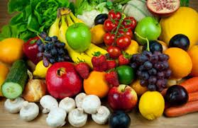 Fruits & Vegetables (5 a day)