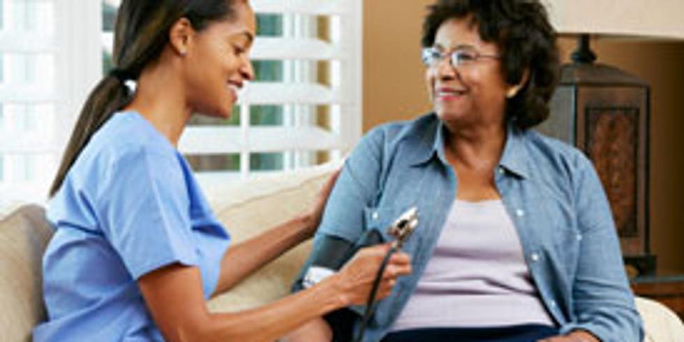 Diabetes and High Blood Pressure Screening