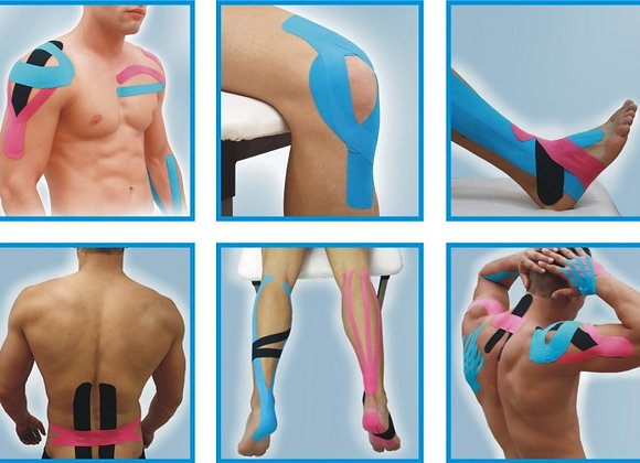 Kinesiology Taping In Studio Only