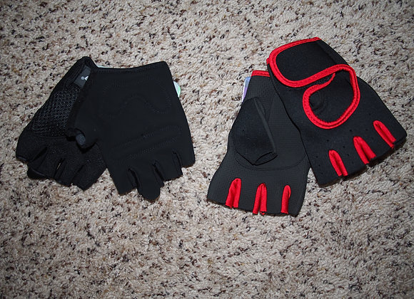Drumba Workout Gloves Assorted Colors