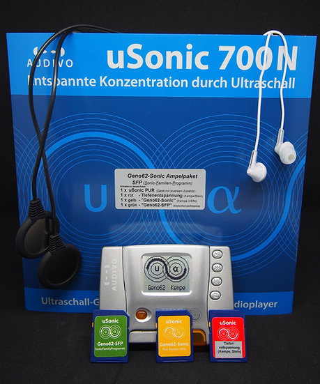 Geno62-SONIC Ampelpaket