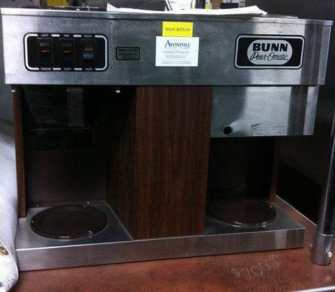 Bunn Pour-Omatic Coffee Machine - 3 warmers