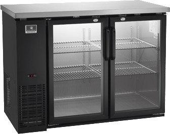 "Kelvinator 48"" Glass door Back Bar"