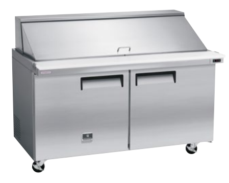 "Kelvinator - 60"" Megatop Sandwich Prep Table"