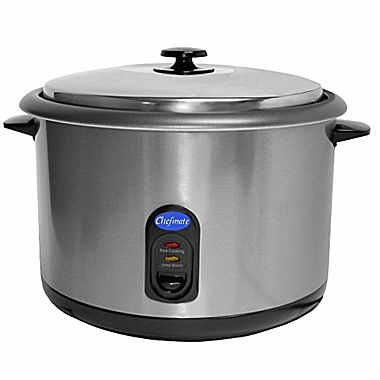 Globe RC1 Rice Cooker - 25 cups