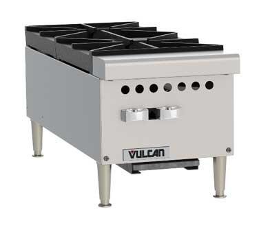 Vulcan 2 Burner Gas Hot Plate