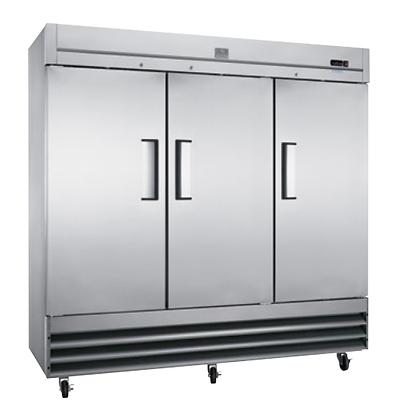 Kelvinator Solid 3-door Cooler