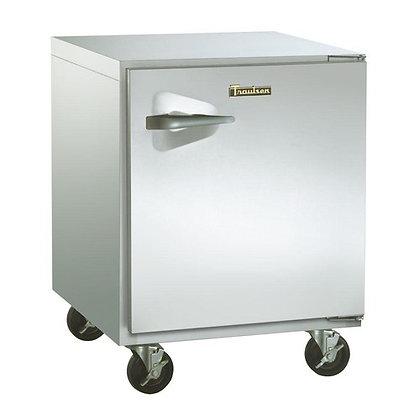 """Traulsen 27"""" solid 1-Door Undercounter Freezer"""