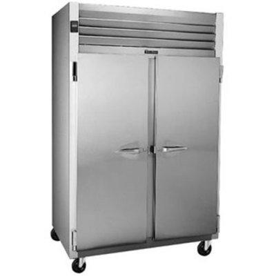 Traulsen Solid 2-Door Refrigerator